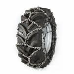 Sněhové řetězy s H stopou pro traktory